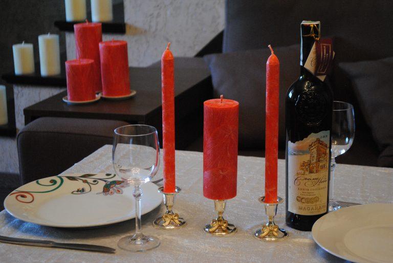 Виды свечей