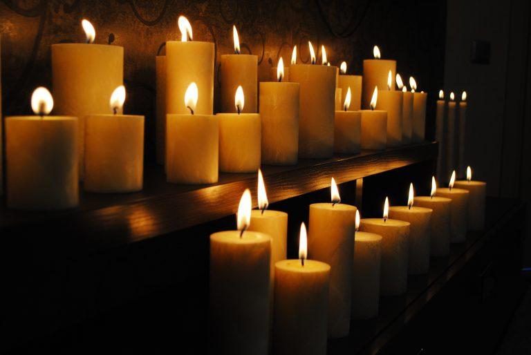 История свечей